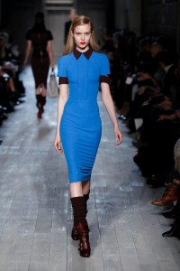 Victoria Beckham's ready to wear winter dresses and bags 2017