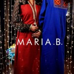 Maria B latest collection of formal dresses and accessories for girls 2017