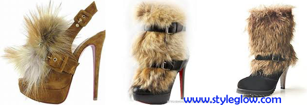 Winter shoes trends 2017