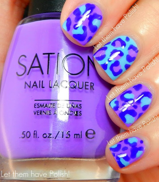 New Fashion: Leopard Print Nails & Method