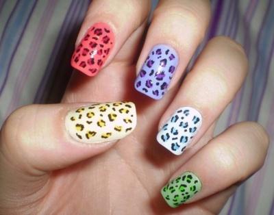 Latest Nail Art Designs 2013-2014 For Women - StyleGlow.com