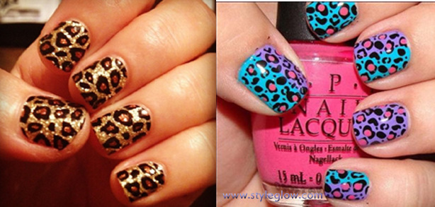 Latest Nail Art Trends 2013-2014
