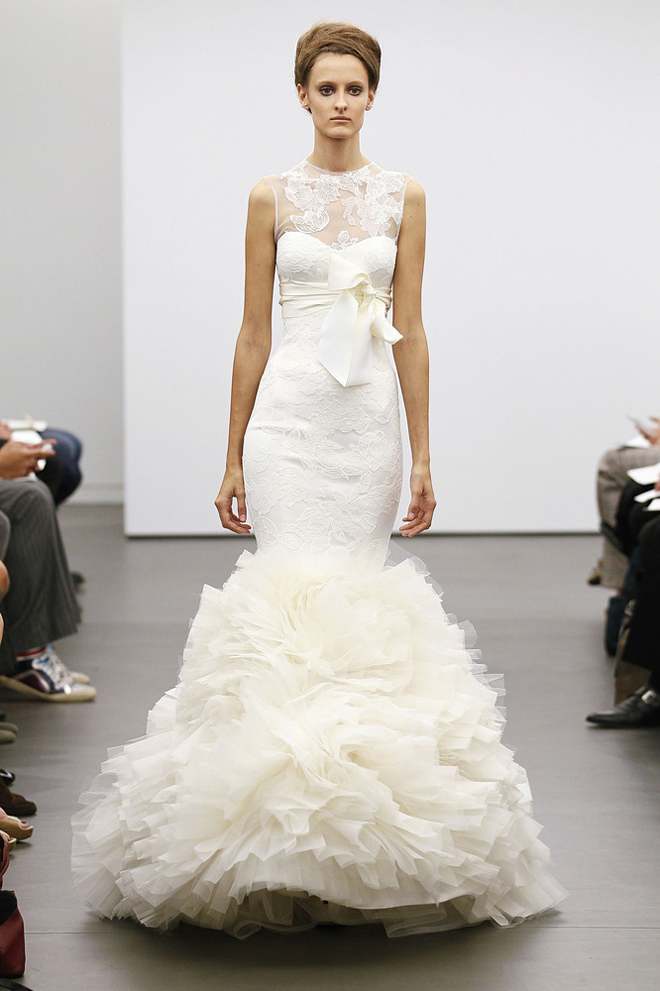 Vera Wang Fall 2013 We...