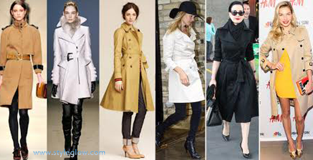 Winter Fall Coat Trends 2017