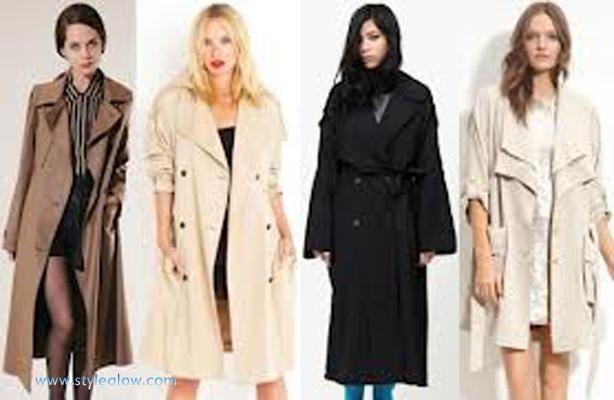 Winter Fall Coat Trends 2017