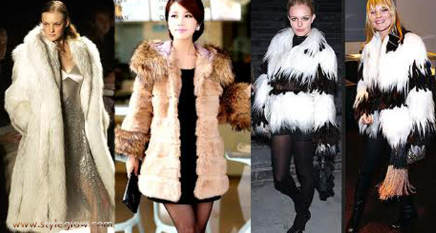 Winter Fall Coat Trends 2013-2014