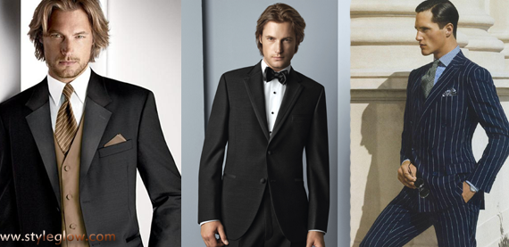 Top Men's Suiting Brands