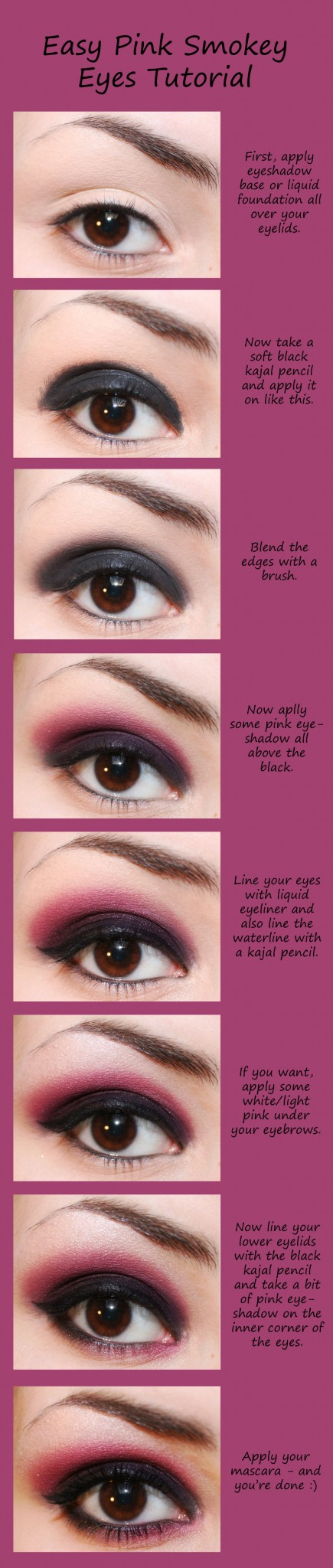 Best Bridal Makeup Tutorials : Best Eye Makeup Tutorials Everyday And Bridal Prom And ...