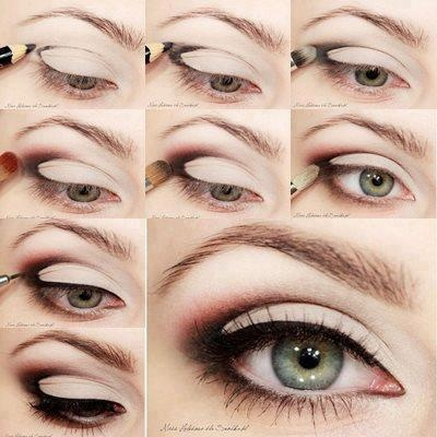 tutorial  natural And brown makeup Bridal for And Eye   Prom  Tutorials Everyday   Makeup  Special eyes Best