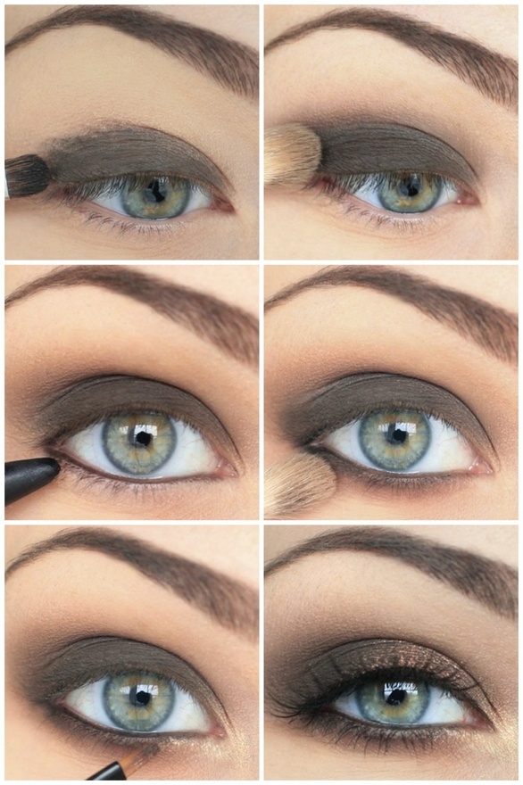 Best Eye Makeup Tutorials Everyday And Bridal Prom And Special