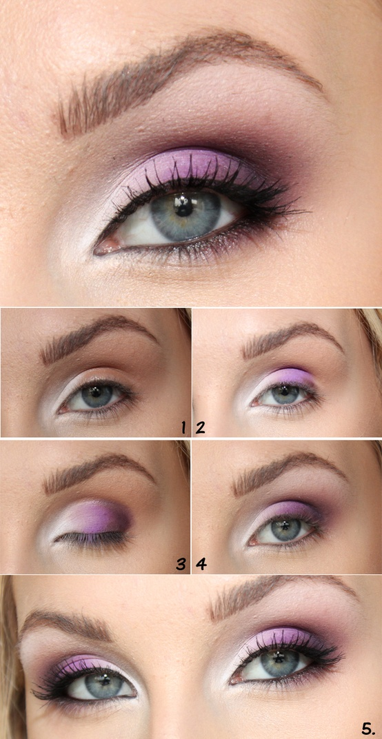 Best Eye Makeup Tutorials Everyday And Bridal Prom And ...