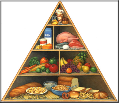 Food Pyramid | Guide for Balance & Healthy Diet