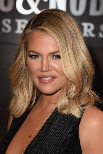 khloe kardashian bob hair cut