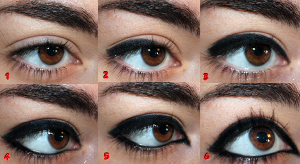 A Correct Way to Apply Eyeliner