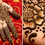 Most Popular 2013 Mehndi Design Patterns For Women-Girls
