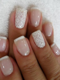 french wedding nail designs 2017