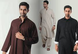 New Latest Designer Men Shalwar Kameez 2017
