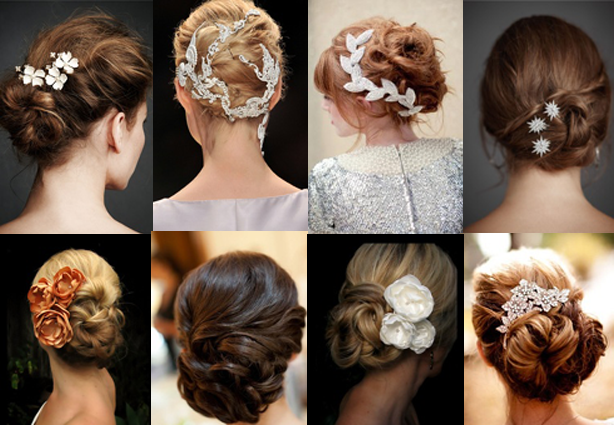 Latest Hair Do : New Trendiest Wedding Hairstyle Trends 2016-2017 - StyleGlow.com