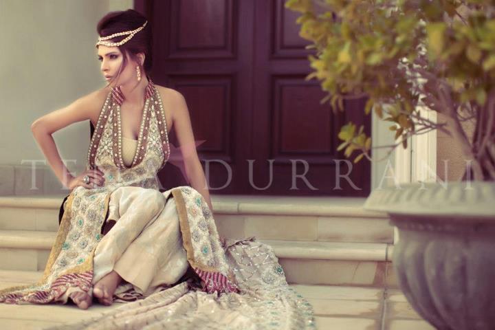 Tena Durrani 2017 Latest Pakistani Party & Wedding Collection For Women