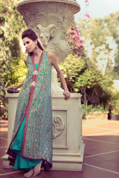 Tena Durrani 2013 Latest Pakistani Party & Wedding Collection For Women