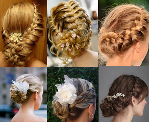 latest bridal hairstyle ideas 2016-2017