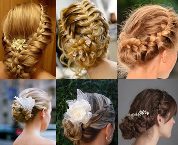 Terrific New Trendiest Wedding Hairstyle Trends 2016 2017 Styleglow Com Short Hairstyles Gunalazisus