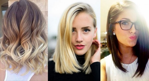 shoulder length hair hair trend 2017