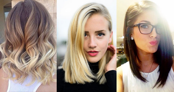 shoulder length hair hair trend 2020