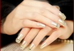 beautiful wedding nail designs 2017