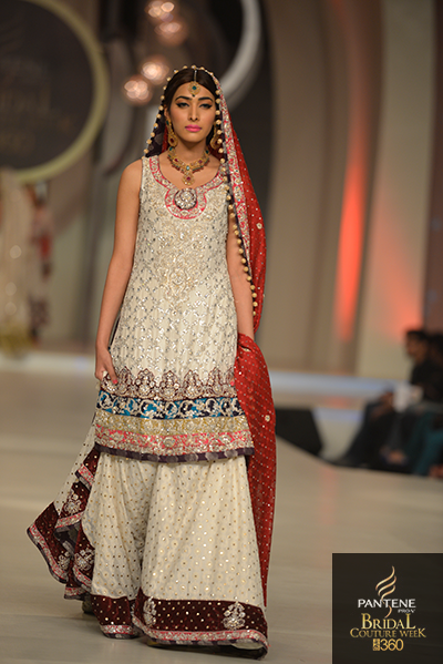 Top Pakistani Designer Bridal Frocks 2013- Wedding Dresses