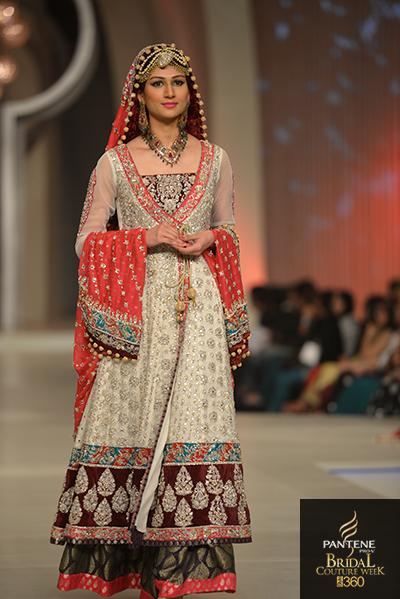 Wedding frocks trends 2018 in pakistan