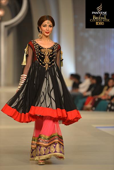 Top Pakistani Designer Bridal Frocks 2018