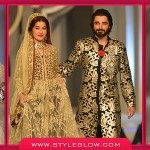 Latest Pakistani Wedding Frocks 2017