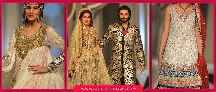 Latest Pakistani Wedding Frocks 2019