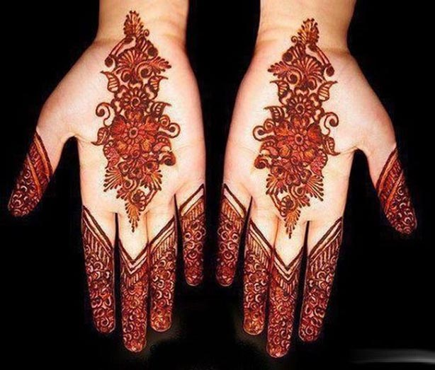 2013 New Eid Mehndi Designs 2017