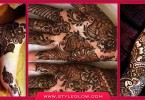 Latest Beautiful Mehndi Designs 2017