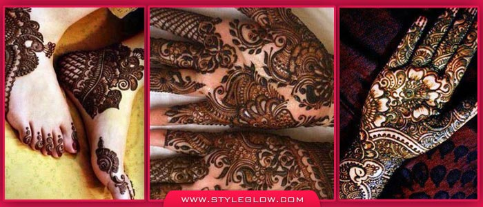 Latest Beautiful Mehndi Designs 2016