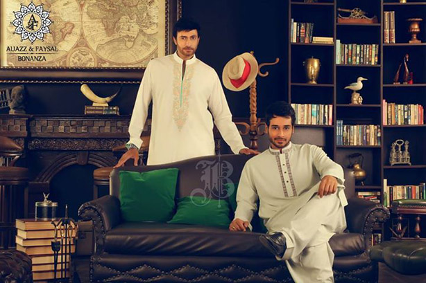 Latest Bonanza Eid Collection for Men