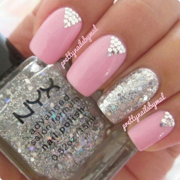 2013 Prom Nail Design Ideas
