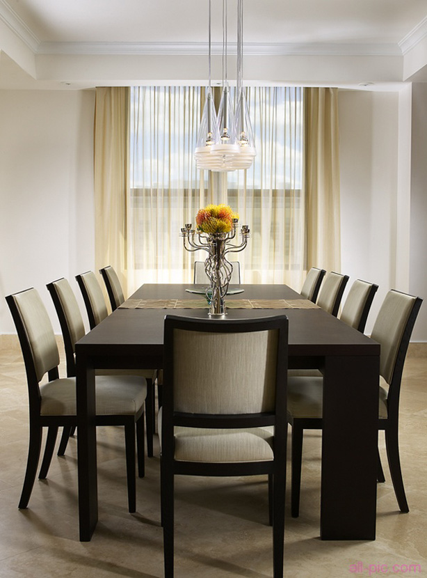 Best dining room design ideas dining room decore ideas for Dining room designs modern