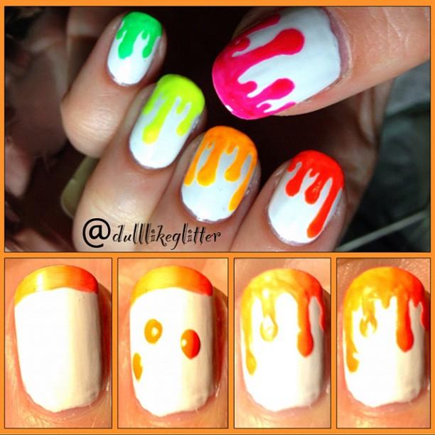 Nail Effect Tutorial Nail Art Design Tutorials