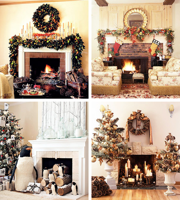 Budget Christmas Decorating Ideas: Easy Christmas Decorations - StyleGlow.com