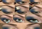 3 Most Sexiest Holiday & Christmas Eye Makeup Tutorials