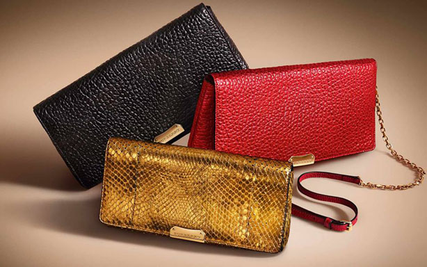 Must have Autumn Winter 2013/2014 Accessories Collection by Burberry