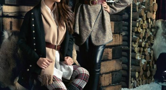 Latest Girls Fashion Winter Coat & Sweater Collection by Bonanza