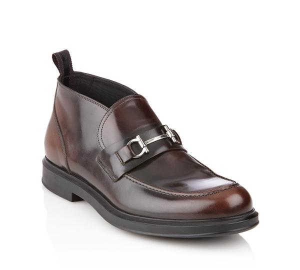 Salvatore Ferragamo Best Winter Fall 2013-2014 Boots for Men