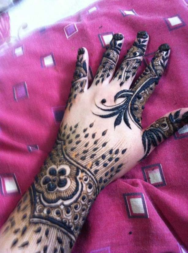 most popular amp trendy mehndi designs for this season
