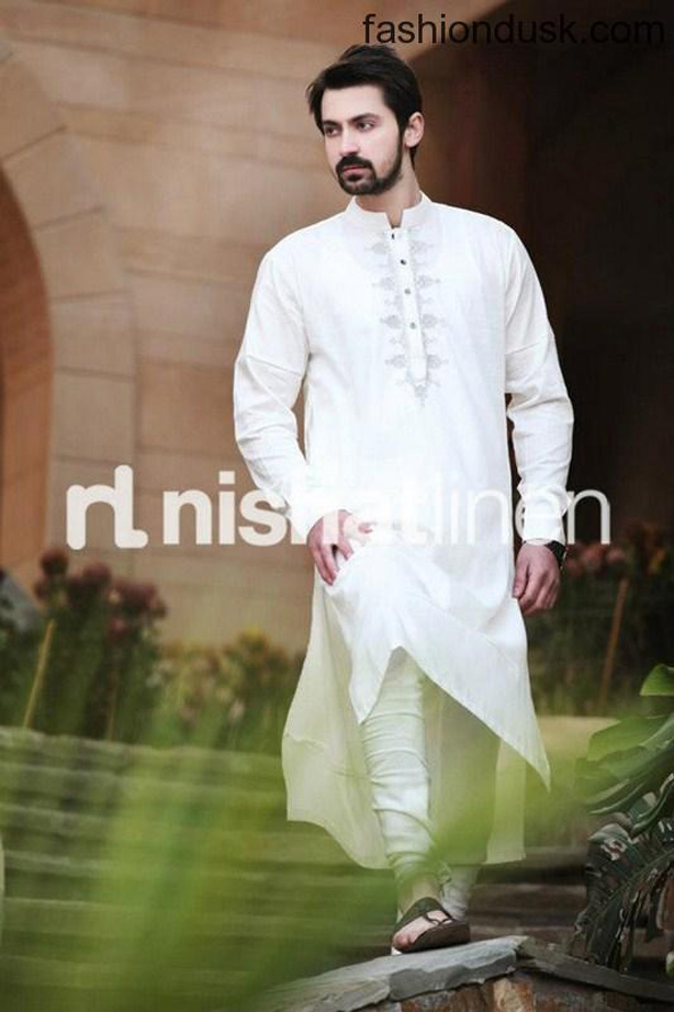 Latest Men Shalwar Kameez Designs 2017 | Men Kurta Designs - StyleGlow ...