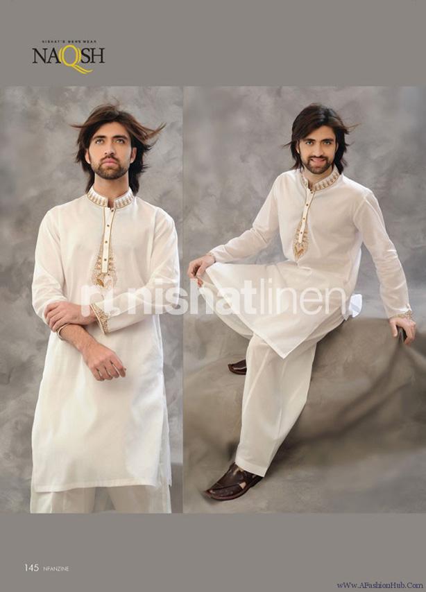 Stylish Kurta Designs for Men