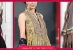 Latest Pakistani Fashion Frocks 2017